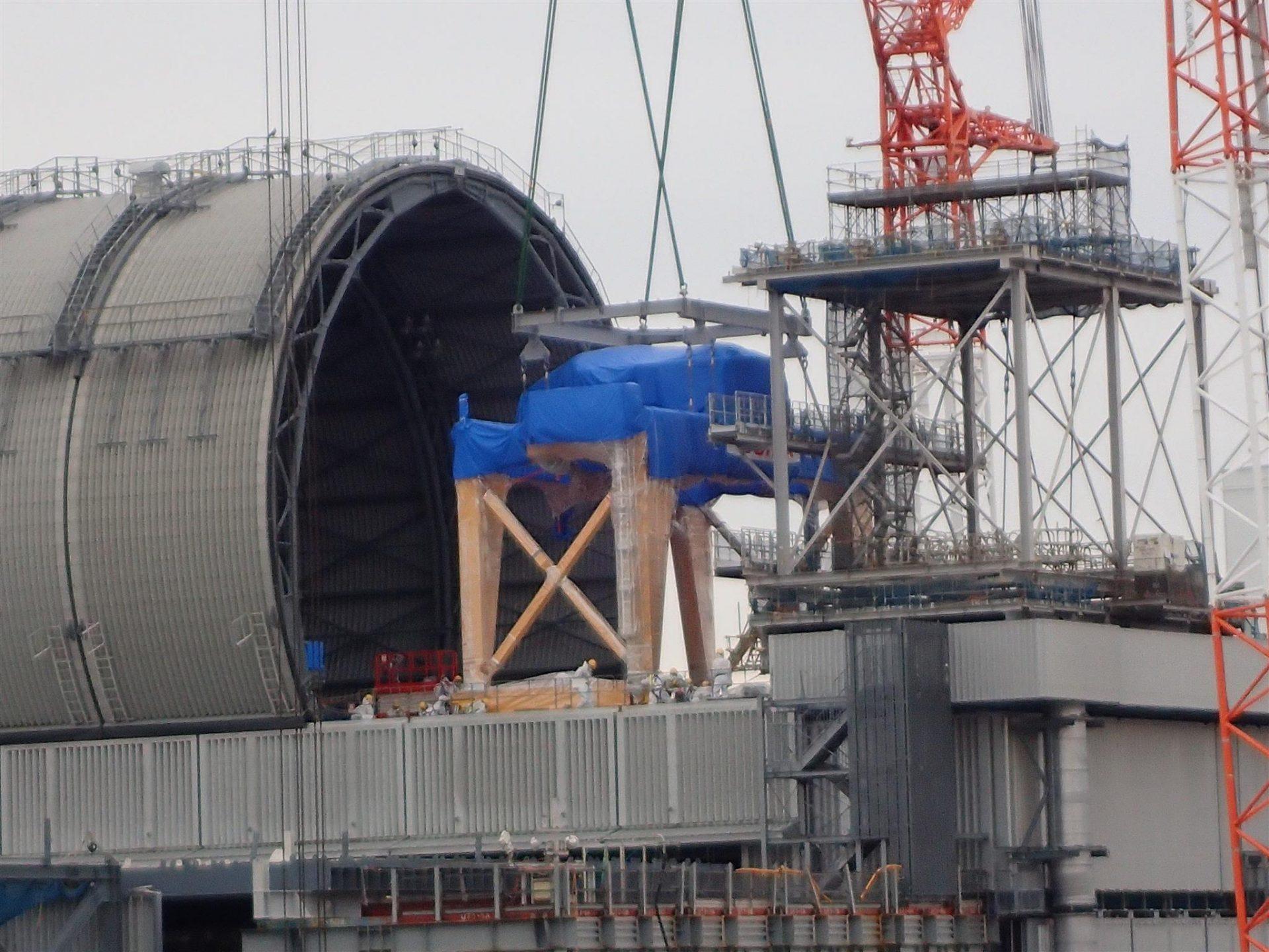 Fukushima Daiichi Status Updates